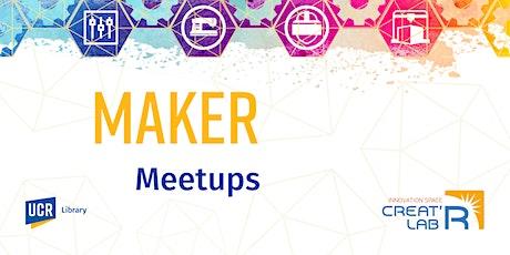 Creat'R Lab Maker Meetups tickets