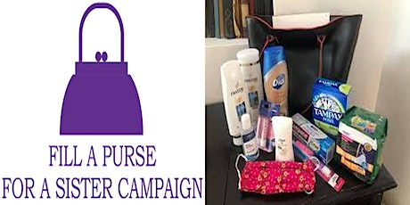 """Fill a Purse for a Sister"" Pop-Up Drop-Off Day tickets"