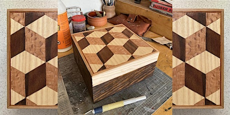WORKSHOP | Marquetry Box with Dagmar Maini tickets