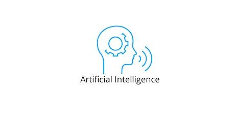 4 Weeks Artificial Intelligence (AI)Training Course Santa Clara tickets