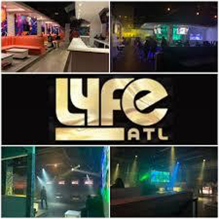 Destination Saturdays @ Lyfe Atl/Free Entry Before 12am/SOGA ENT/4 image