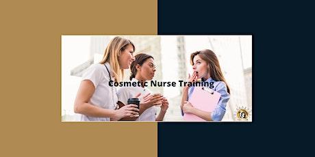 Cosmetic Nurse Training tickets