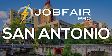 San Antonio Virtual Job Fair September  9, 2021 tickets