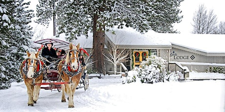 Black Butte Ranch Winter Carriage Rides tickets
