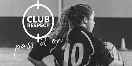 Free Webinar - Club Respect 16 Days of Activism tickets