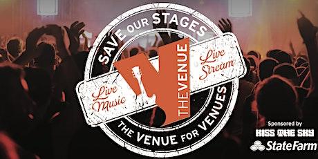 The Venue for Venues LIVESTREAM featuring: S.P.A.C.E. tickets