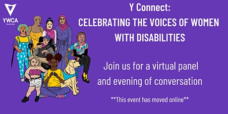 Y Connect : Celebrating the voices of women with disabilities tickets