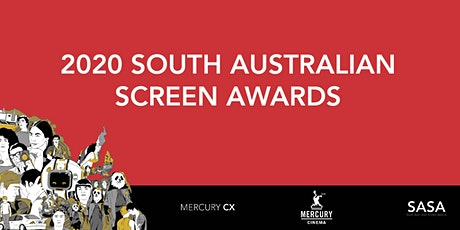 2020 South Australia Screen Awards and Virtual Celebration tickets