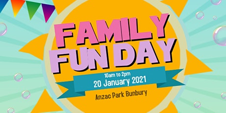 Family Fun Day - In the Park! tickets