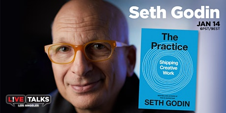 An Evening with Seth Godin tickets