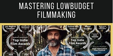 Mastering Low Budget Filmmaking tickets