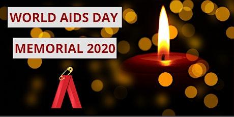 World AIDS Day Memorial tickets