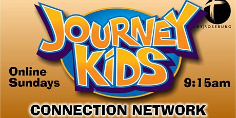 Journey Kids Connection Network tickets