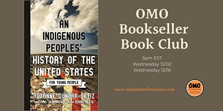 Bestseller Book Club: An Indigenous Peoples' History of the United States tickets