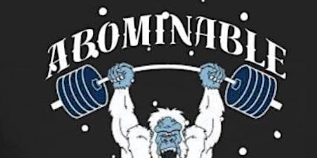 The Abominable Strongman Competition tickets