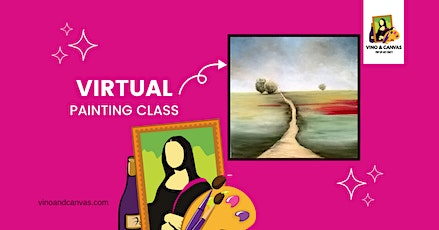 Solitude Virtual Painting Class tickets