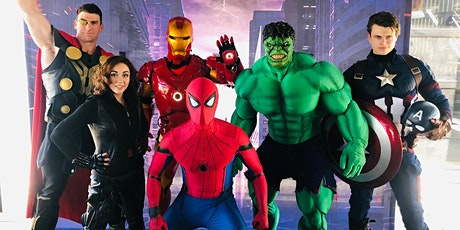 Avengers Family Day out tickets