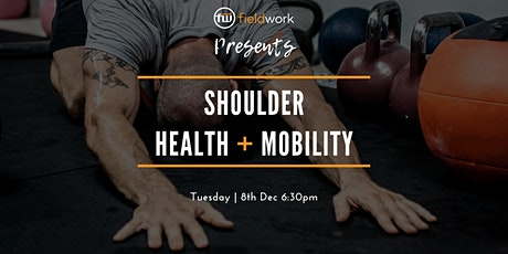 Shoulder Health and Mobility - More Flexibility + Less Pain tickets