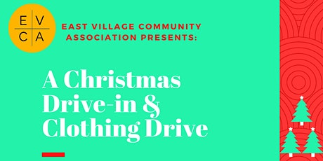 East Village Community Association Presents: A Christmas Drive-in tickets