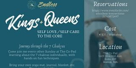 Self love Self care to the Core tickets