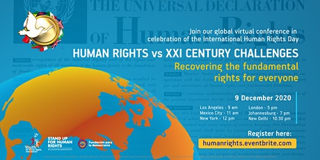 International Human Rights Day tickets