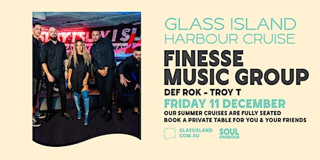 Glass Island - Finesse Music Group LIVE - Friday 11th December tickets