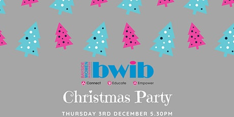 BWIB Networking Christmas Party tickets