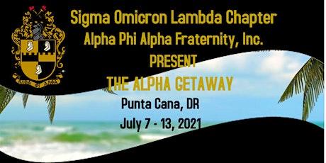 Alpha Phi Alpha Getaway 2021 tickets