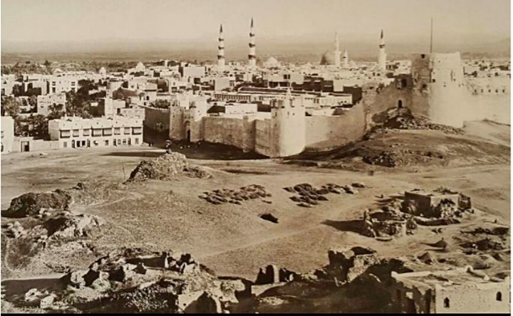 Prophet Muhammad (PBUH) and life in Mecca and Madina image