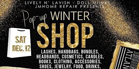 2020 Winter POP Up Shop tickets