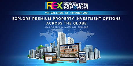 International Real Estate Expo 2021, Virtual Edition tickets