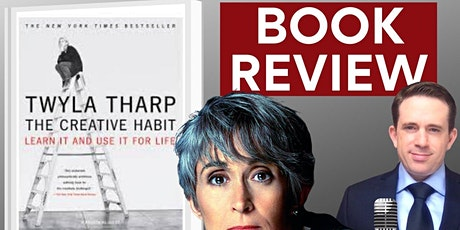 Book Review & Discussion : The Creative Habit tickets