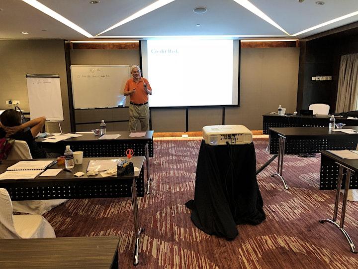 PRM04: Credit Risk Management Seminar Training Program image