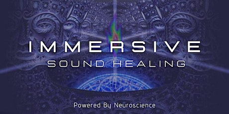IMMERSIVE Sound Healing - Featuring Dr Mario Alam tickets