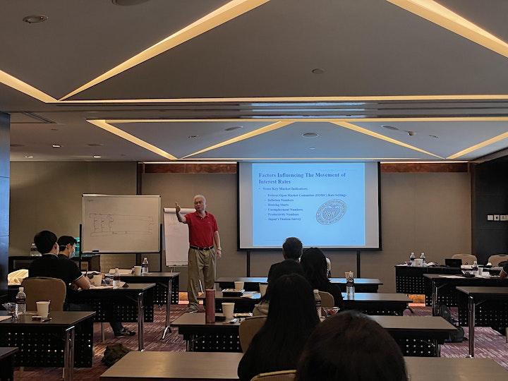PTM02: Treasury Markets and Products Seminar Training Program image