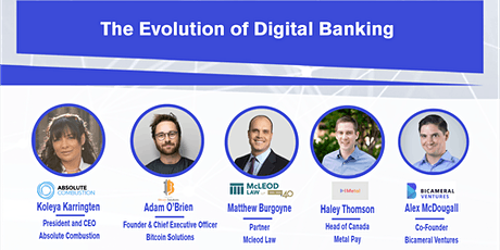 The Evolution of Digital Banking tickets