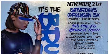 It's The Brunch For Me - Bdays Celebrate Free w/ Live DJ | #LBN tickets