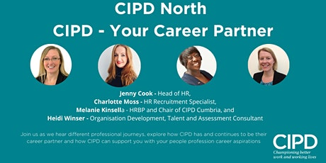 CIPD North - CIPD Your career partner tickets