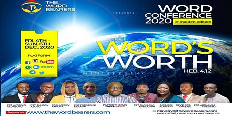 Word Bearers' Word Conference 2020 tickets