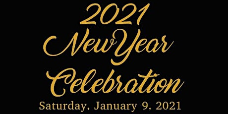 2021 New Year Celebration! tickets