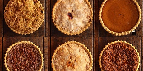 Learn to make the perfect pie for Thanksgiving dinner - Beginner tickets