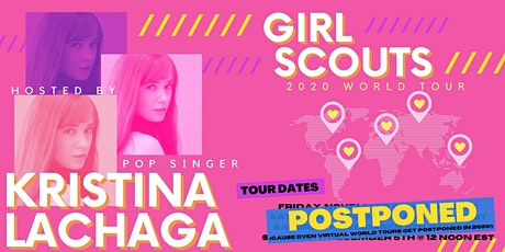Girl Scout World Tour tickets