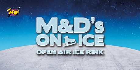 M&D's on Ice  ASN SESSIONS - 21st & 22nd December