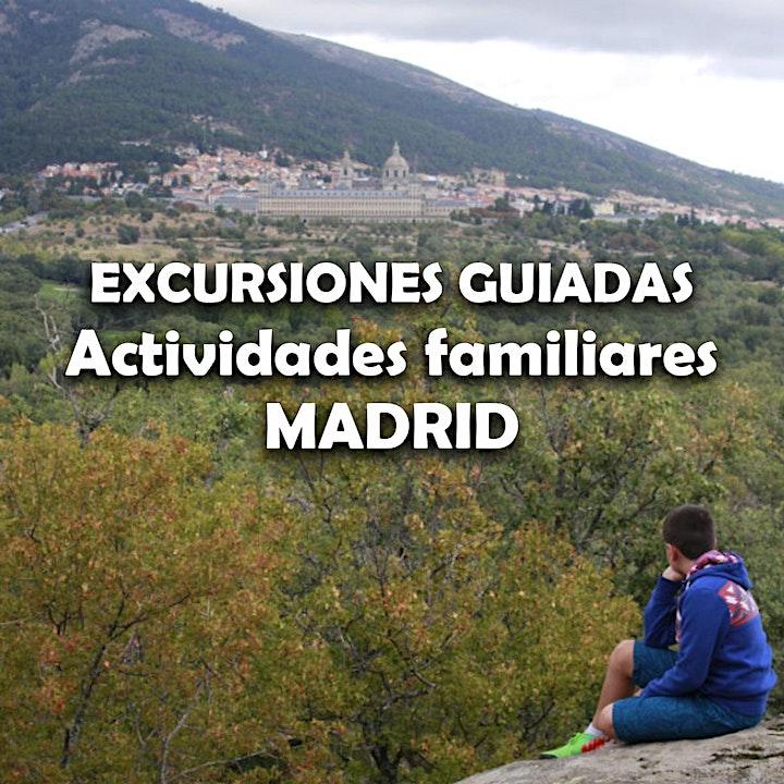 Imagen de MAS INFO 636116531 Excursiones familiares: Pueblos y Naturaleza de Madrid