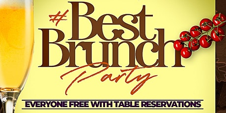 #BestBrunchParty @ Taj II – Everyone FREE! 2 for 1 Drinks!  B'day Specials! tickets