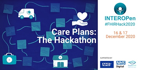 INTEROPen Hackathon: Anticipatory Care Plans tickets