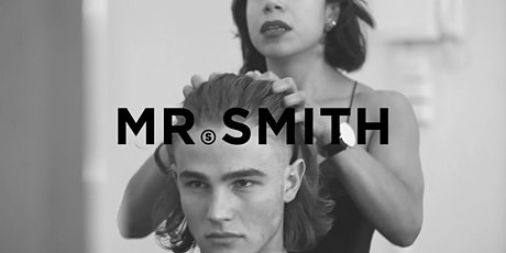 Creative Men's Haircuts with Mr. Smith - Brisbane tickets