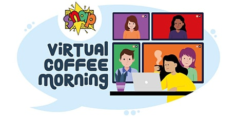 SNAP Virtual Coffee Morning for Parents tickets