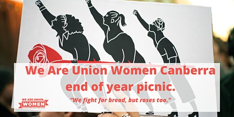 We Are Union Women End of Year Picnic. tickets