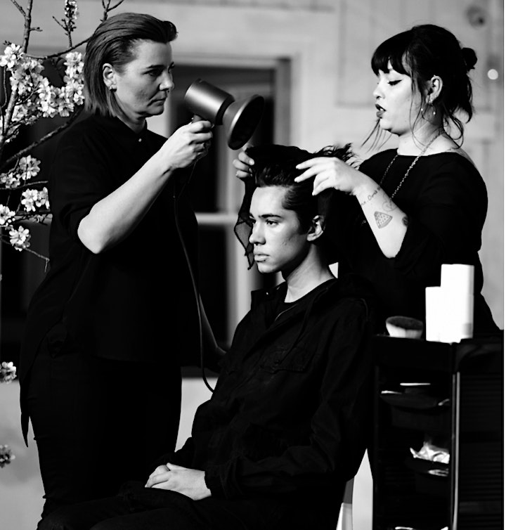 Creative Men's Haircuts with Mr. Smith - Sydney image